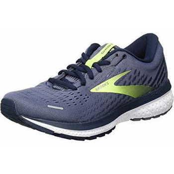 Schuhe Herren Fitness / Training Brooks GHOST 13, GREY/NAVY/NIGHTLIFE greynavynightlife (055)