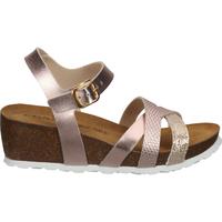 Schuhe Damen Sandalen / Sandaletten Cosmos Comfort Sandalen Rosegold
