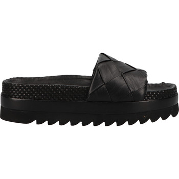 Schuhe Damen Pantoletten / Clogs La Strada Pantoletten Schwarz