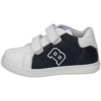 Schuhe Jungen Sneaker Low Balducci MSPO3351 WEISS