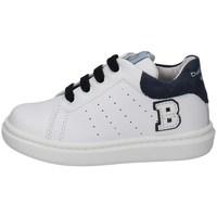 Schuhe Jungen Sneaker Low Balducci MSPO3253 WEISS