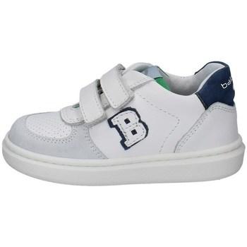 Schuhe Jungen Sneaker Low Balducci MSPO3251 WEISS