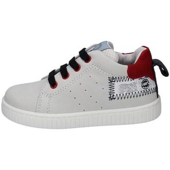 Schuhe Jungen Sneaker Low Balducci MSPO3200 SCHMUTZIG WEISS