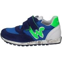Schuhe Jungen Sneaker Low Balducci BFEEL1600 BLAU