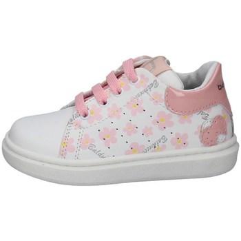 Schuhe Mädchen Sneaker Low Balducci MSPO3256 WEISS