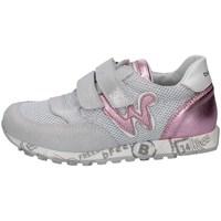 Schuhe Mädchen Sneaker Low Balducci BFEEL1603 WEISS UND ROSA