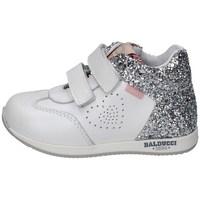 Schuhe Mädchen Sneaker Low Balducci CSPO3905 WEISS