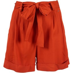 Kleidung Damen Shorts / Bermudas Yes Zee P264-EL00 Orange