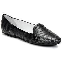 Schuhe Damen Slipper Roberto Cavalli TPS648 Schwarz