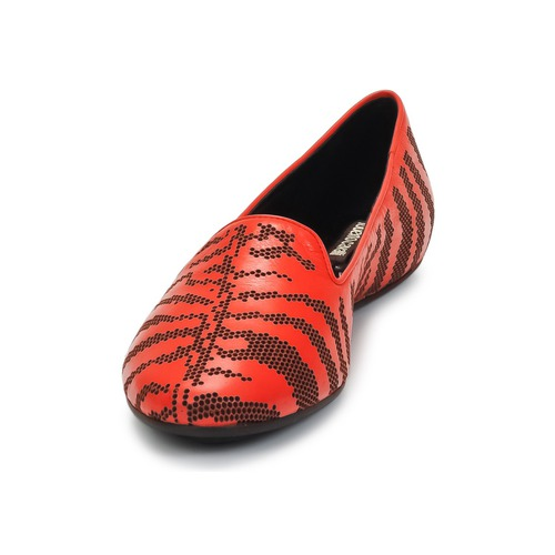 Roberto Cavalli TPS648 Orange  Schuhe Slipper Damen 340