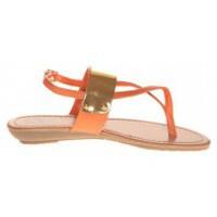 Schuhe Damen Sandalen / Sandaletten Cassis Côte d'Azur Takwa Orange Orange