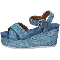 Schuhe Damen Sandalen / Sandaletten Cristin ROSALIA 12 Multicolor
