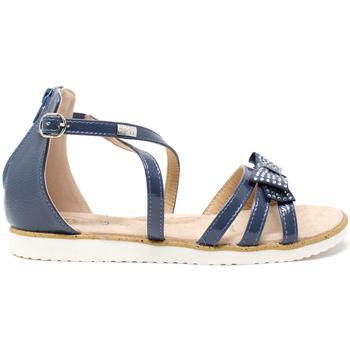 Schuhe Kinder Sandalen / Sandaletten Miss Sixty S19-SMS577 Blau