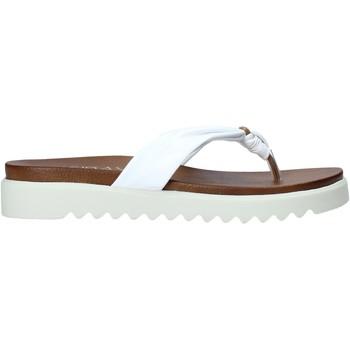 Schuhe Damen Sandalen / Sandaletten Jeiday 1277-13318 Weiß