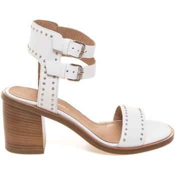 Schuhe Damen Sandalen / Sandaletten Janet&Janet 43603 Weiß