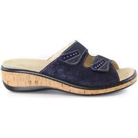 Schuhe Damen Sandalen / Sandaletten Susimoda 1901P Blau
