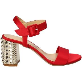 Schuhe Damen Sandalen / Sandaletten Grace Shoes 1490 Rot