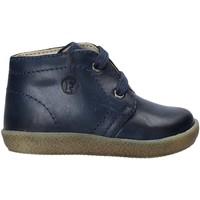 Schuhe Kinder Boots Falcotto 2012821 51 Blau