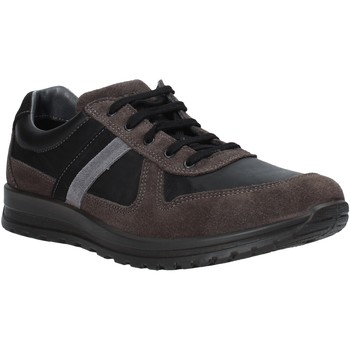 Schuhe Herren Sneaker Low Melluso U15432E Grau