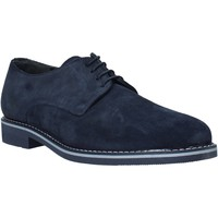 Schuhe Herren Derby-Schuhe Melluso XU15735 Blau