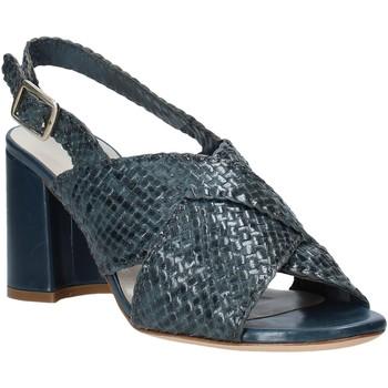 Schuhe Damen Sandalen / Sandaletten Melluso HS536 Blau