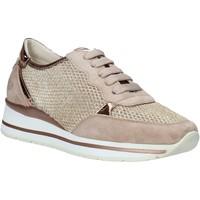 Schuhe Damen Sneaker Low Melluso HR20033 Rosa