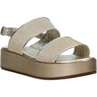 Schuhe Damen Sandalen / Sandaletten Melluso .09620X Gold