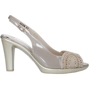 Schuhe Damen Sandalen / Sandaletten Melluso HR50117 Grau