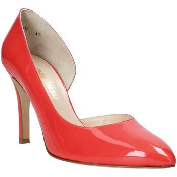 Schuhe Damen Pumps Melluso HD082 Rot