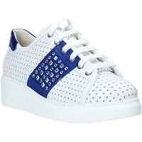 Schuhe Damen Sneaker Low Melluso HR20704 Weiß