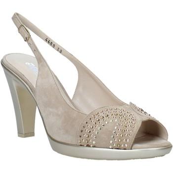 Schuhe Damen Sandalen / Sandaletten Melluso HR50117 Beige