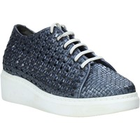 Schuhe Damen Sneaker Low Melluso HR20707 Blau