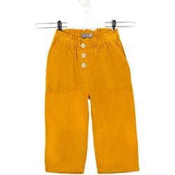 Kleidung Kinder Hosen Losan 026-9002AL Gelb