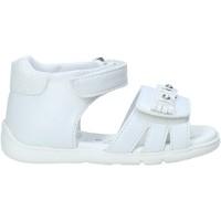 Schuhe Mädchen Sandalen / Sandaletten Chicco 01065700000000 Weiß