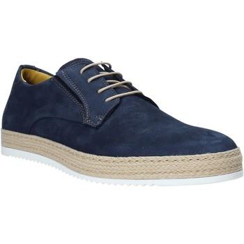 Schuhe Herren Derby-Schuhe Valleverde 20891 Blau