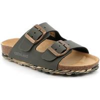 Schuhe Kinder Pantoffel Grunland CB2651 Grün