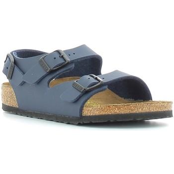 Schuhe Kinder Sandalen / Sandaletten Birkenstock 233083 Blau
