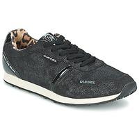 Schuhe Damen Sneaker Low Diesel METAL Schwarz