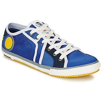 Schuhe Herren Sneaker Low Diesel Basket Diesel Blau