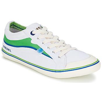 Schuhe Herren Sneaker Low Diesel Basket Diesel Gelb