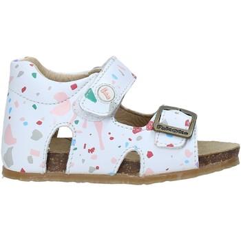 Schuhe Kinder Sandalen / Sandaletten Falcotto 1500737 11 Weiß