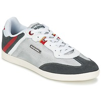 Schuhe Herren Sneaker Low Diesel Basket Diesel Silbern
