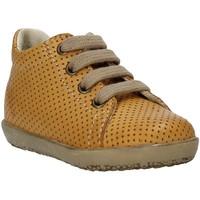 Schuhe Kinder Sneaker High Falcotto 2014581 02 Gelb