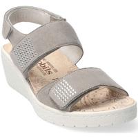 Schuhe Damen Sandalen / Sandaletten Mephisto P5133902 Grau