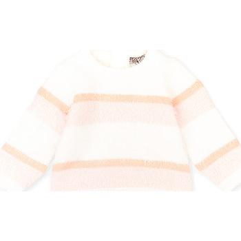 Kleidung Kinder Pullover Losan 028-5001AL Rosa