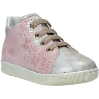 Schuhe Kinder Sneaker Low Falcotto 2013491 09 Rosa