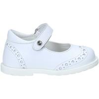 Schuhe Mädchen Ballerinas Falcotto 2014103 04 Weiß