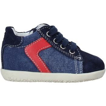 Schuhe Kinder Sneaker High Falcotto 2014597 04 Blau