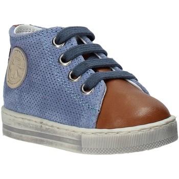 Schuhe Kinder Sneaker High Falcotto 2014600 01 Braun