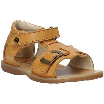 Schuhe Kinder Sandalen / Sandaletten Naturino 502485 01 Gelb